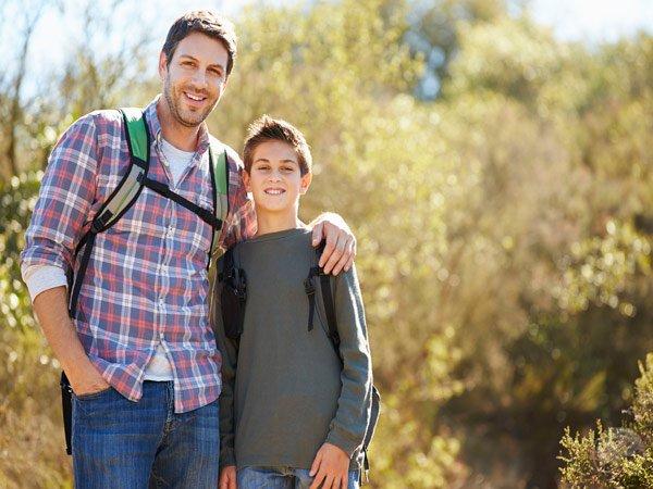 8 راه برای صمیمی شدن با فرزندمان